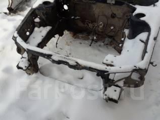 Рамка радиатора. Toyota Corona, AT190 Двигатель 4AFE