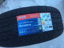 Zeta Azura. Летние, 2016 год, без износа, 4 шт