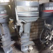 Yamaha. 30,00л.с., 2х тактный, бензин, нога L (508 мм), Год: 1994 год