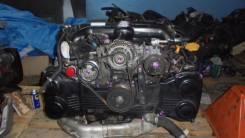 Двигатель в сборе. Subaru Legacy, BL, BP Двигатель EJ20Y