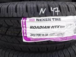 Nexen Roadian HTX RH5. Летние, 2016 год, без износа, 4 шт