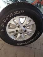 Продам колеса оригинальные Тойота на Land Cruiser. В Благовещенске. 8.0x17 5x150.00 ET60