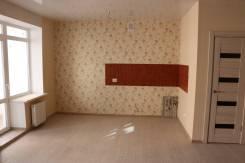 1-комнатная, переулок Гаражный 12. ККБ, агентство, 40 кв.м.
