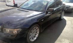 BMW 7-Series. N62B44