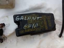 Крышка блока предохранителей. Mitsubishi Galant, EA1A Двигатели: 4G93, GDI