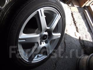 Bridgestone. 7.0x17, 5x114.30, ET38, ЦО 80,0мм.