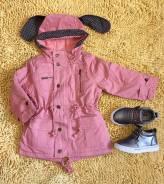 Куртки. Рост: 86-98, 98-104, 104-110, 110-116, 116-122 см
