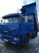 Камаз 65115. , 6 700 куб. см., 14 998 кг.