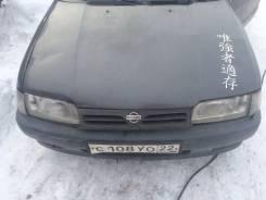 Капот. Nissan Almera