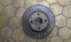 Диск тормозной. Toyota Corolla Spacio, ZZE124