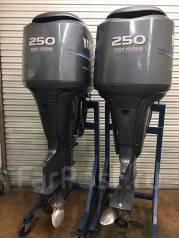 Yamaha. 250,00л.с., 4х тактный, бензин, нога X (635 мм), Год: 2016 год
