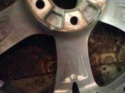 Оригинальный диск audi с новой резиной. Audi S