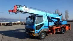 Kato NK. Продается автокран Mitsubishi Fuso КАТО NK-75-V2, 8 200 куб. см., 5 000 кг., 22 м.