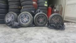 Продам колеса на 16 с летней резиной. x16 5x114.30