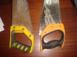 Ножовки садовые.