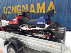 Yamaha Mountain Max 700. исправен, есть птс, с пробегом