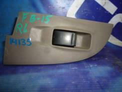 Кнопка стеклоподъёмника Nissan Sunny FB15, левая задняя