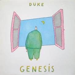 """Винил Genesis """"Duke"""" 1980 USA"""