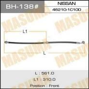 Шланг резиновый MASUMA BH138