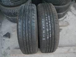 Bridgestone Nextry Ecopia. Летние, 2013 год, износ: 10%, 2 шт