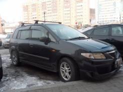 Mazda Premacy. автомат, 4wd, 1.8 (135 л.с.), бензин, 160 тыс. км