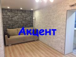 1-комнатная, улица Октябрьская 2. Центр, агентство, 36,0кв.м. Комната