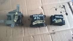 Сервопривод заслонок печки. Nissan Maxima Двигатель VQ30DE