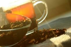 Чай имбирный.