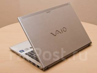 """Sony VAIO. 13"""", 1,6ГГц, ОЗУ 4096 Мб, диск 128 Гб, WiFi, Bluetooth, аккумулятор на 5 ч."""
