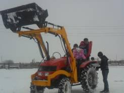 МТЗ МУП-351П. Новеска с ковшом на мини трактор., 1 500 куб. см.