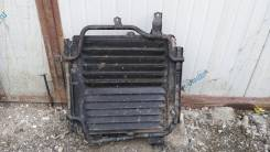 Радиатор охлаждения двигателя. Toyota Hiace, KZH106G, KZH106W