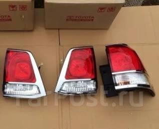 Стоп-сигнал. Toyota Land Cruiser, VDJ200, UZJ200, UZJ200W, URJ200, URJ202W