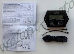 Счетчик мото часов Черный RL- HM011B