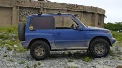 Suzuki Escudo. автомат, 4wd, 1.6 (100 л.с.), бензин