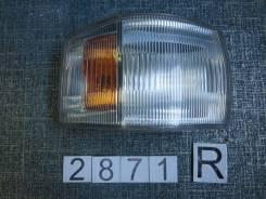 Габаритный огонь. Nissan Caravan, ARME24, VRMGE24