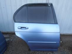 Дверь задняя правая Toyota Corsa EL41.