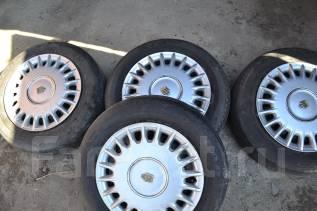 Продаю хороший комплект колес на лето. x15 4x100.00