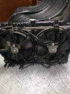 Радиатор охлаждения двигателя. Nissan AD, VFY11 Двигатель QG15DE
