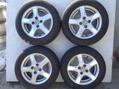Колеса 175/65R14 на литье 4*100. 5.5x14 4x100.00 ET45