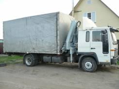 Volvo. Продам автокран-манипулятор FL6, 5 500 куб. см., 7 500 кг.