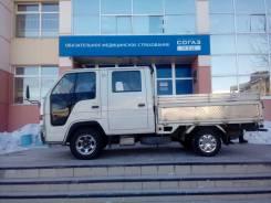 Isuzu Elf. Продается двухкабинный грузовик , 2 800 куб. см., 1 250 кг.
