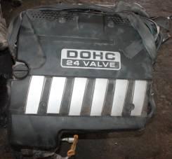 Двигатель в сборе. Chevrolet Epica Daewoo Tosca Двигатель X25D1
