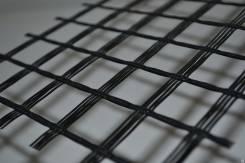 Базальтовая сетка дорожная с полимерной пропиткой