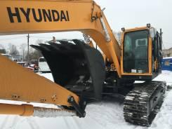 Hyundai. Экскаватор гусеничный R260LC-9S