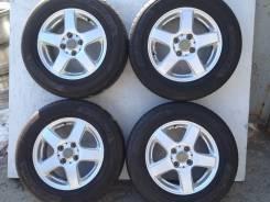 Колеса 185/70R14 на литье 4*100