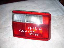 Вставка багажника. Toyota Caldina, ST190