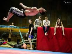 Федерация трикинга. Акробатика и прыжки на батуте во Владивостоке