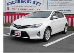 Toyota Auris. автомат, передний, 1.5, бензин, 29 000 тыс. км, б/п. Под заказ
