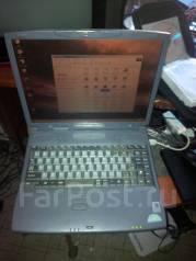 "Toshiba Satellite. 14"", 0,2ГГц, ОЗУ 256 Мб и меньше, диск 40 Гб, аккумулятор на 1 ч."
