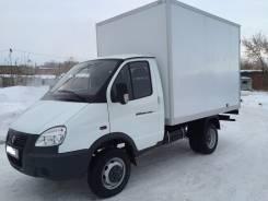 ГАЗ Газель Бизнес. Газель-бизнес Изотермический фургон 4х4, 2 890 куб. см., 1 500 кг.